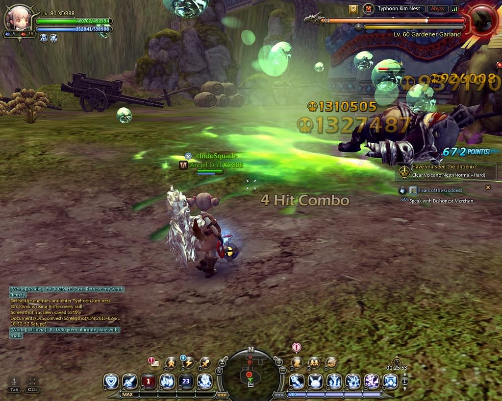 dragon nest physician plague