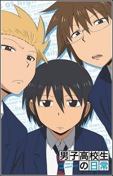 Rekomendasi Anime Komedi Terbaik Danshi Koukousei no Nichijou