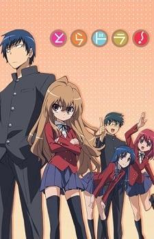 Rekomendasi anime romance terbaik toradora