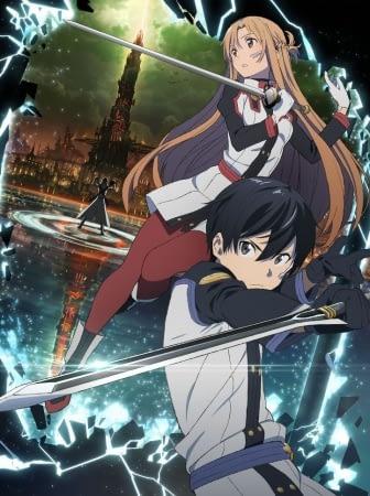Anime Action Romance Terbaik 2017 Sword Art Online Movie Ordinal Scale