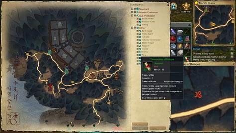 Asta online Treasure hunter tips