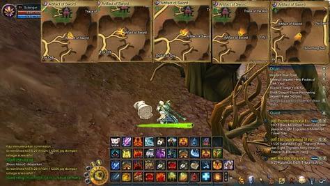 asta online Yugeun's challenge Brass Armor